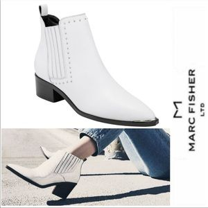 marc fisher LTD studded boots